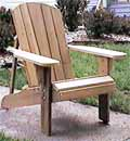 adirondack chair image